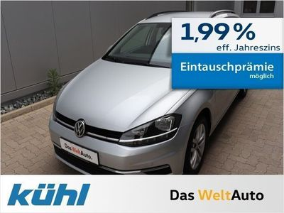 gebraucht VW Golf VII Variant 1.4 TSI BMT Comfortline Navi,AC