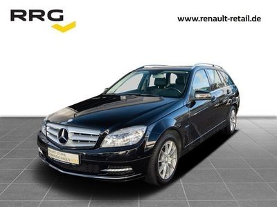 gebraucht Mercedes C250 CDI T-MODELL AVANTGARDE Automatik, Xenon, Schiebe