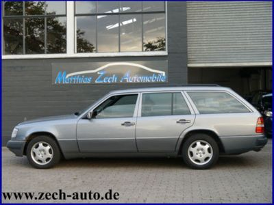 używany Mercedes 220 TE W 124 * Schaltwagen ohne störende Extras