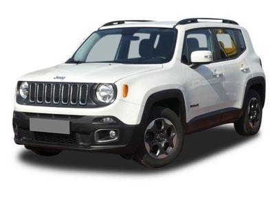 gebraucht Jeep Renegade 1.6 Benzin