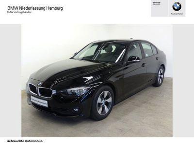 gebraucht BMW 320 d Limousine EffDyn. Edition Klimaaut. Shz