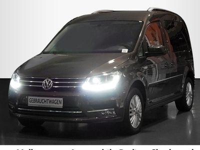 gebraucht VW Caddy Highline 5-Sitzer Radstand: 2681 mm Motor: 2.0 l T