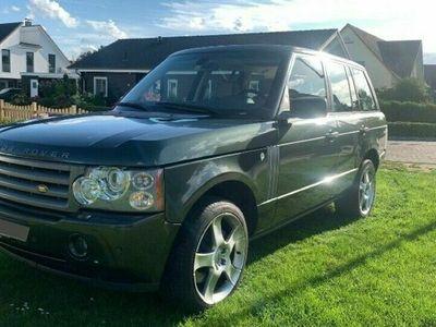 gebraucht Land Rover Range Rover TDV8 Vogue