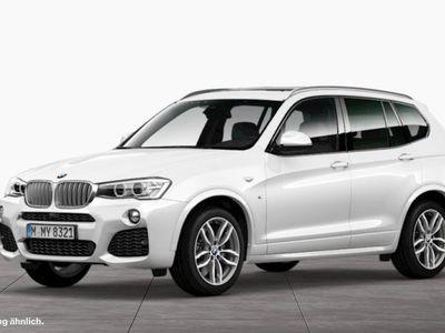 gebraucht BMW X3 xDrive35d M Sport Navi HUD Xenon RFK Harman Kardon