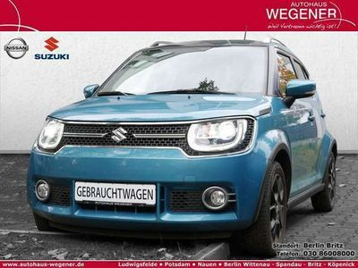 gebraucht Suzuki Ignis Comfort+ Autom. / Allwetter / Top Zustand