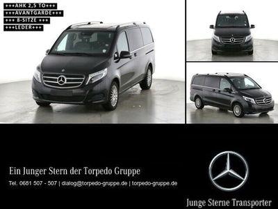 gebraucht Mercedes V250 AVANTGARDE L+8-SITZE+AHK2,5TO+LED+LEDER+1HD