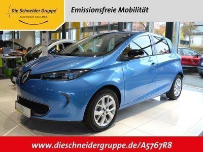 gebraucht Renault Zoe Life mit Limited Paket 41 kW/h Miet-Akku