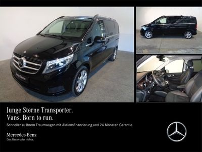 gebraucht Mercedes V250 AVANTGARDE EDITION COMA+LED+DISTRO+360°
