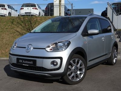 gebraucht VW cross up! up!1.0 Navi Klima Sitzhzg