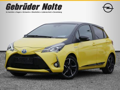 gebraucht Toyota Yaris 1.5 Hybrid (Benzin/Elektro)