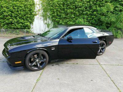 gebraucht Dodge Challenger 5.7 R/T Shaker Pitch Black V8 als Sportwagen/Coupé in Ronnenberg