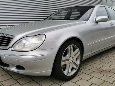 gebraucht Mercedes S500L Mercedes Benzals Limousine in Willstätt