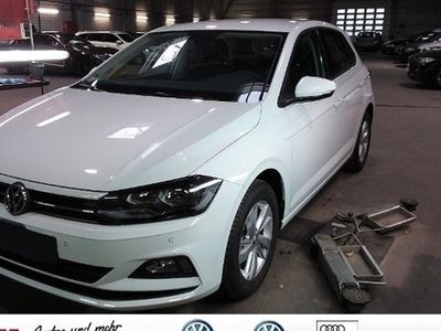 gebraucht VW Polo Comfortline NEU 1.2TSI SITZHZG,2xPDC,BLUETOOTH,ALU!