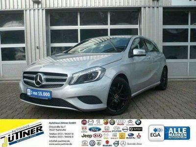 gebraucht Mercedes A200 Urban BlueEfficiency - AHK/ Navi/ Xenon/ Sitzh./ PDC