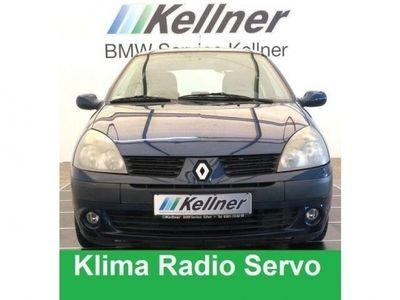gebraucht Renault Clio 1.2 16V Dynamique Sportsitze