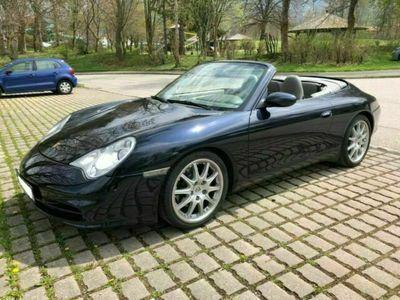 gebraucht Porsche 911 (996) Cabrio Facelift PCM2 Sportfahrwerk
