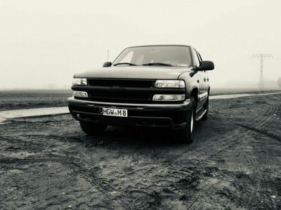 gebraucht Chevrolet Tahoe Vortec 5,3l V8 LPG Tüv 12/...