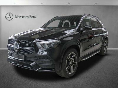 gebraucht Mercedes 300 GLEd 4MATIC AMG NIGHT Standh/Burmester/Pano
