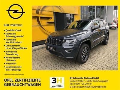 gebraucht Jeep Grand Cherokee 3.0 4WD Trailhawk Pano*Xenon*Navi