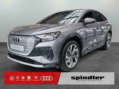 gebraucht Audi Q4 Sportback 40 e-tron / MatrixLED, PhoneBox