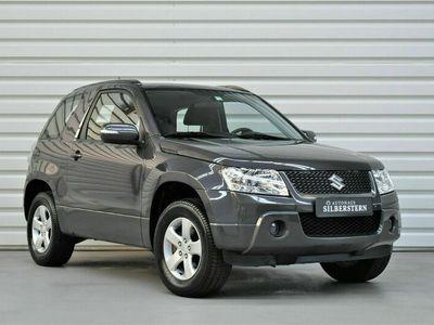 gebraucht Suzuki Grand Vitara 2.4 VVT Comfort+4x4+Klima+Sitzheizung+1.Hand+TOP