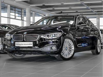 gebraucht BMW 420 Gran Coupé 4er d xDrive Luxury Line