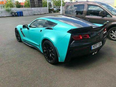 gebraucht Corvette Z06 - Werksgarantie bis 2022