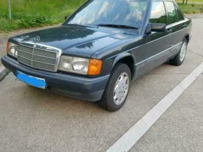 gebraucht Mercedes 190 MercedesYoungteimer Diesel 5 Gang 92 Bj