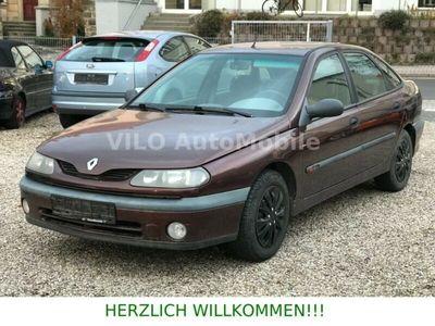 gebraucht Renault Laguna 1,6 16V mit KLIMA