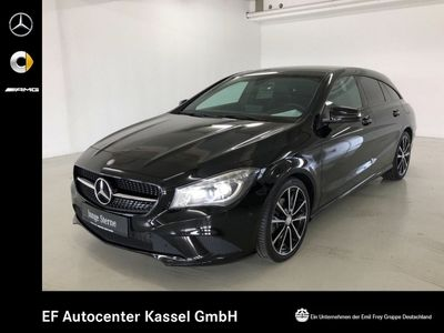 gebraucht Mercedes CLA180 Shooting Brake 7G Urban+NIGHT+BiXenon+Navi+Park+Kam
