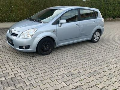 gebraucht Toyota Corolla Verso 2.2 D-4D Sol. Euro4 Klima