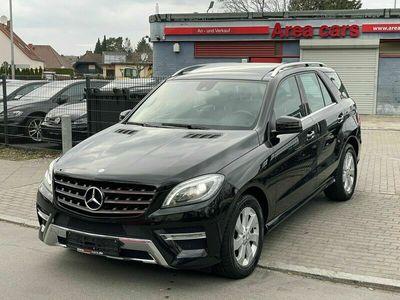 gebraucht Mercedes ML350 Neu d AMG 4M 7G PANO COMAND XEN LUFT AHK EU6