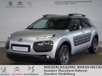 gebraucht Citroën C4 Cactus Shine BlueHDI 100 S&S *Klimaaut.* *Nav