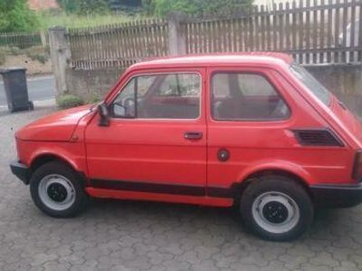 used Fiat 126 Bambino 650, Modell