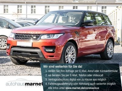 gebraucht Land Rover Range Rover Sport 4.4 SDV8 Autobiogaphy Dynamic Xenon