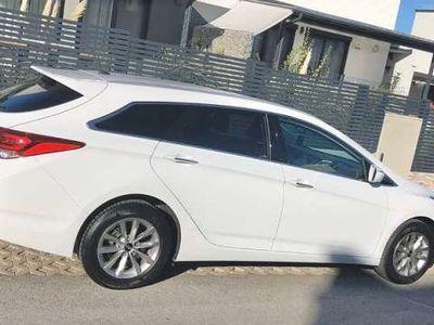 gebraucht Hyundai i40 Kombi 1.7 CRDi Style