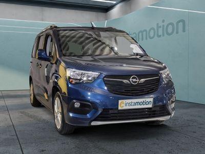 gebraucht Opel Combo ComboLife INNOVATION 1.2Turbo Panoramadach NaviHead-Up-Display Totwinkelassist.PDCv+h+Cam