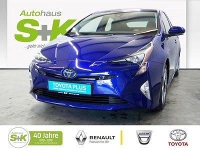 gebraucht Toyota Prius Executive 5-Tü Hybrid: 1,8-l, 122 Ps
