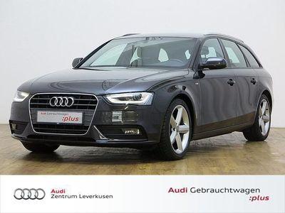 gebraucht Audi A4 Avant 2.0 TDI Ambition S line NAVI XENON AHK