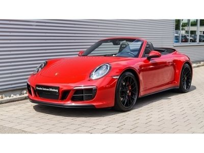 gebraucht Porsche 911 Carrera 4 Cabriolet GTS Kamera, BOSE, Liftsyst.