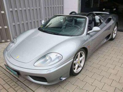 gebraucht Ferrari 360 Spider*Grigio Titanio*Zahnriemen&KD NEU