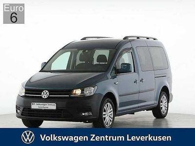 gebraucht VW Caddy Maxi 2.0 Trendline DSG 7SITZE AHK ACC EU6