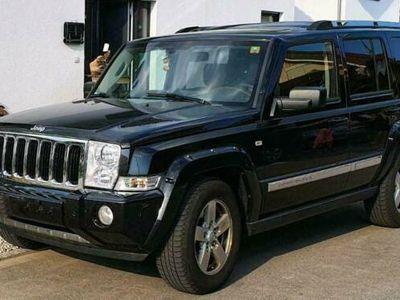 gebraucht Jeep Commander Limited CRD 3.0 als SUV/Geländewagen/Pickup in Wehr