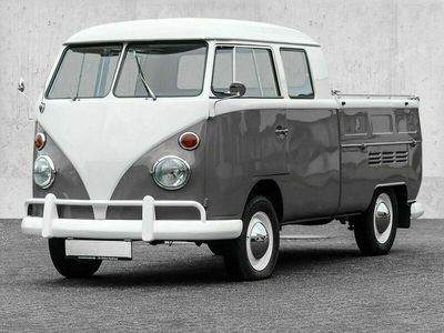 gebraucht VW T1 Doka Pritsche mit H Zuslassung