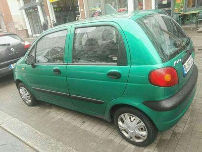gebraucht Chevrolet Lanos 0,8 l TÜV also fast noch neu keiner Unfall