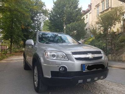 gebraucht Chevrolet Captiva 2.0 4WD 5 Sitzer LT