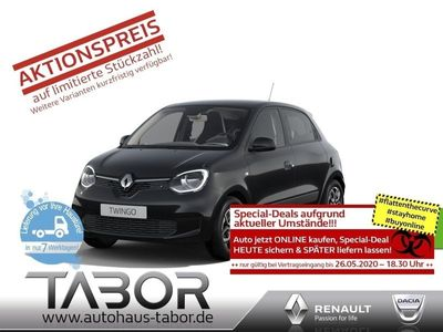 gebraucht Renault Twingo LIMITED DELUXE TCe 90 Sitz-P Mod-P