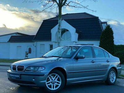 gebraucht BMW 316 i Aut. * 1. HAND * SCHIEBEDACH * XENON * AHK*