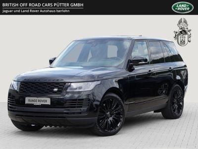 gebraucht Land Rover Range Rover 4.4 SDV8 Diesel Autobiography BLACK Leder LED Navi StandHZG Keyless