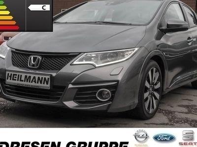 gebraucht Honda Civic 1.4 Elegance Sport/Klimaautomatik/ Sitzhei